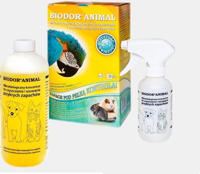 srodek biologiczny do walki z nieprzyjemnym zpachem w domu