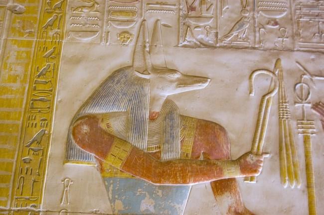 Bóg Anubis
