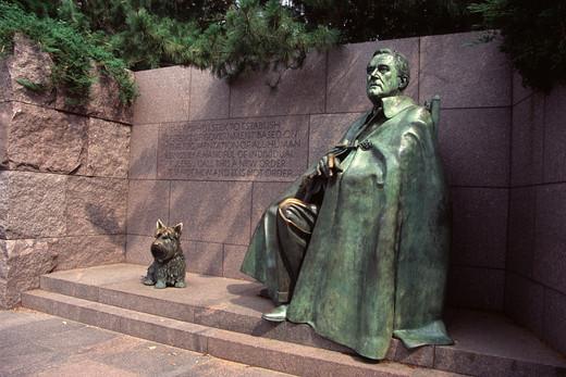 Pomnik FDR i Fali