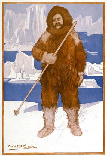Robert Edwin Peary zdobywca Bieguna Północnego