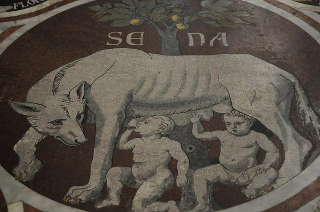 Romulus i Remus założyciele Rzymu