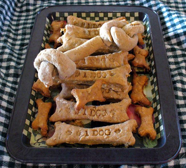 Ciasteczka dla naszego psa