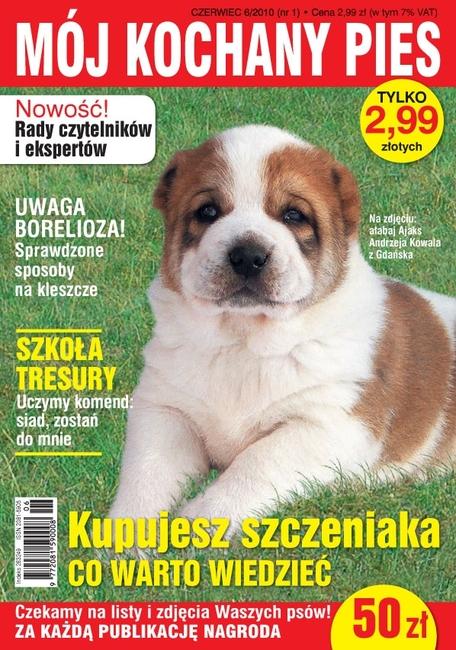 Czasopismo Mój kochany pies
