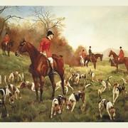 Polowanie z psami