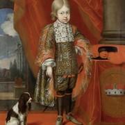 Cesarz rzymski z psem