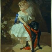 Dzwieczynka i pies