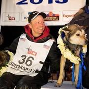 Mitch Seavey i jego psy